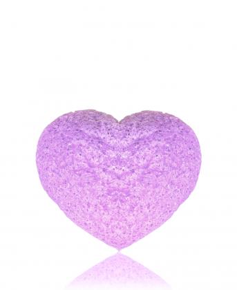 Eponge konjac à la violette Indemne