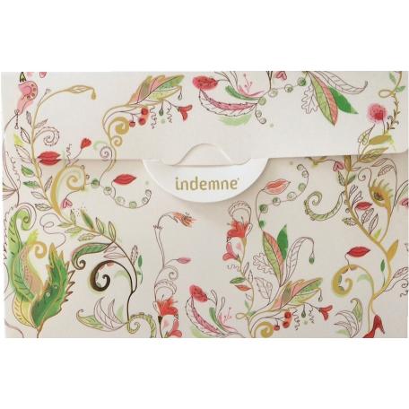 Pochette cadeaux décorée Indemne