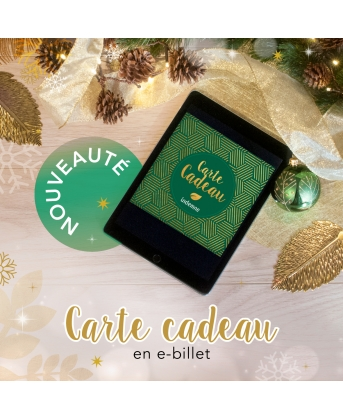 Carte cadeau Indemne
