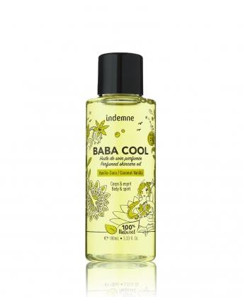 Huile de soin parfumée Baba Cool - Vanille Coco 100mL