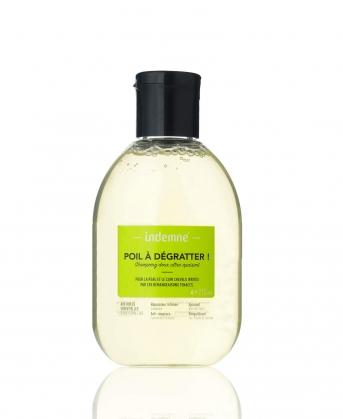 Shampoing poil à dégratter ! Shampoing naturel soulage les irritations et démangeaisons du cuir chevelu irrité