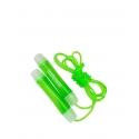 corde à sauter verte - laboratoire indemne