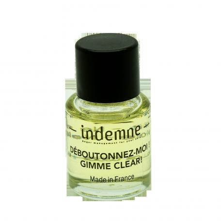 Lotion naturelle anti imperfections, acné aux huiles essentielles