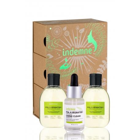 Cure Poil à dégratter - traitement des irritations, démangeaisons et rougeurs du cuir chevelu