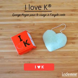 I love K®