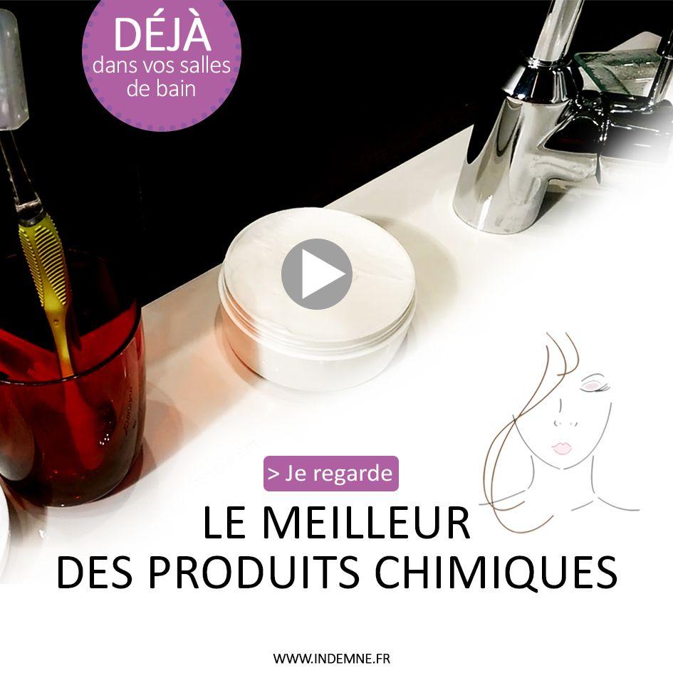 Les ingrédients chimiques des cosmétiques pour votre peau