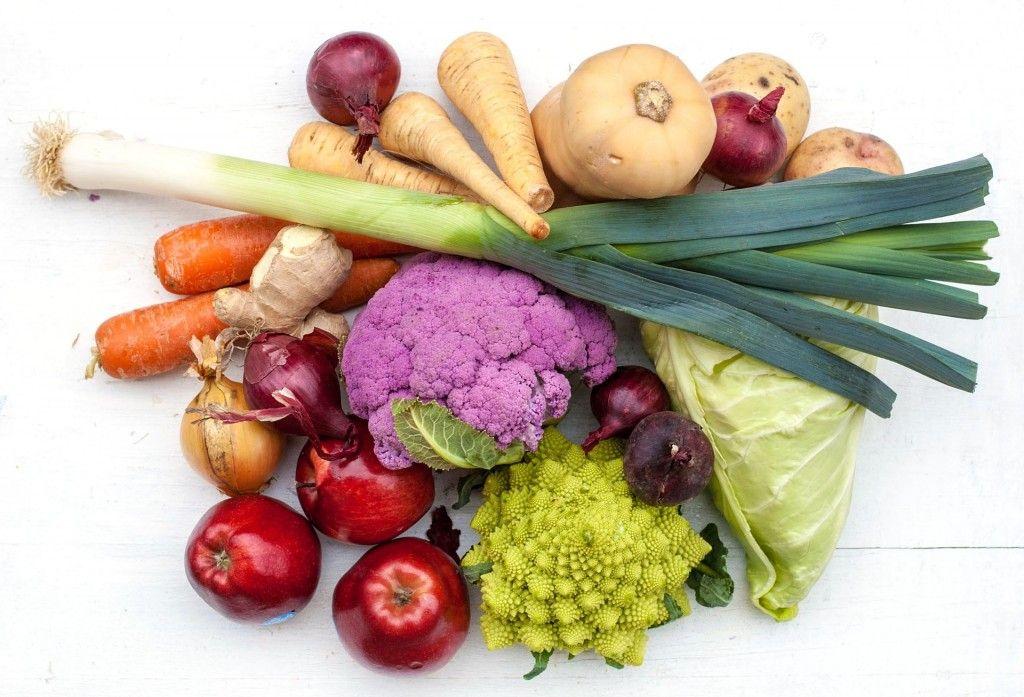 légumes et fruits de saison décembre