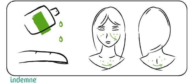 Lutter efficacement contre les imperfections lotion Déboutonnez-moi