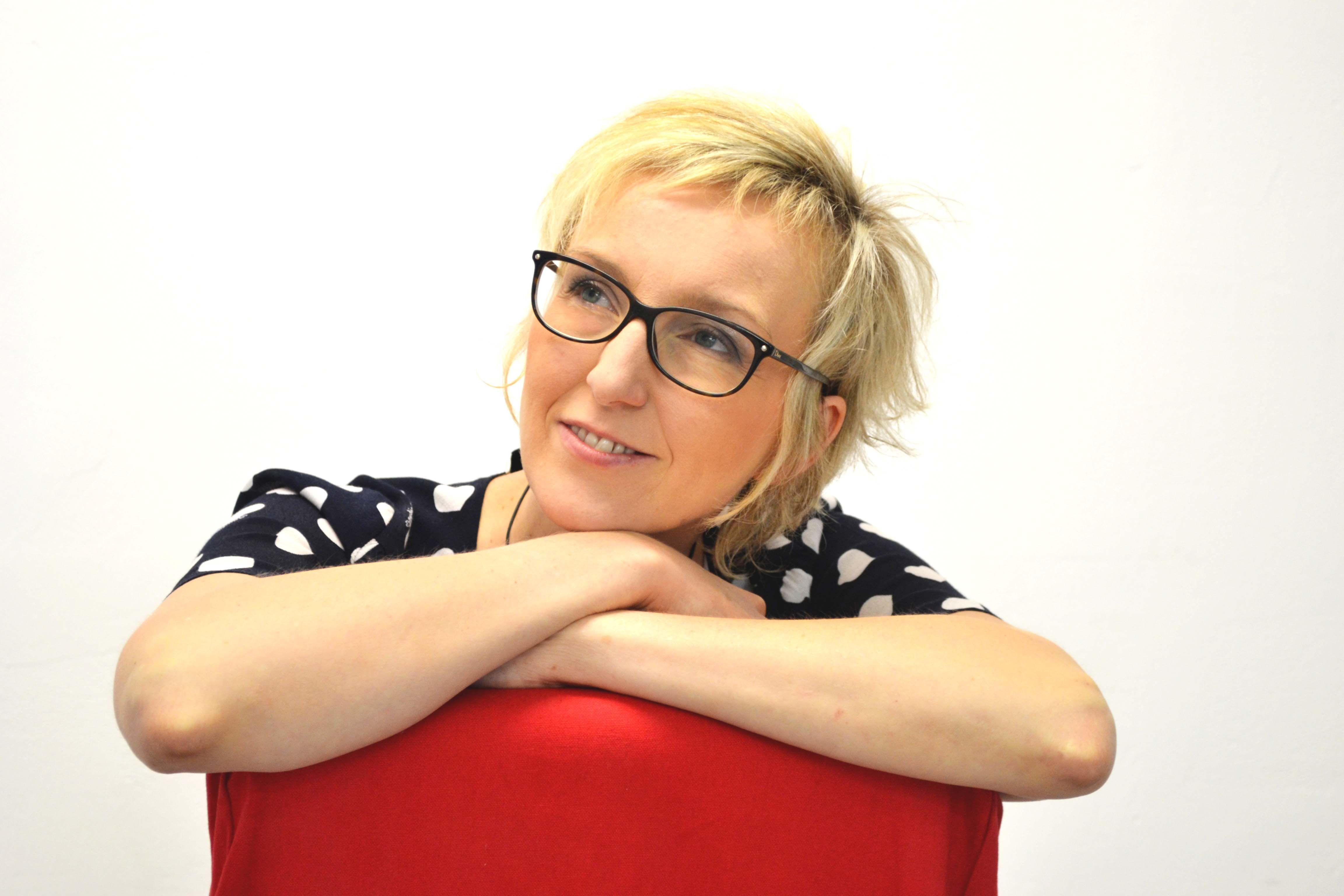Christine Simon fondatrice Indemne