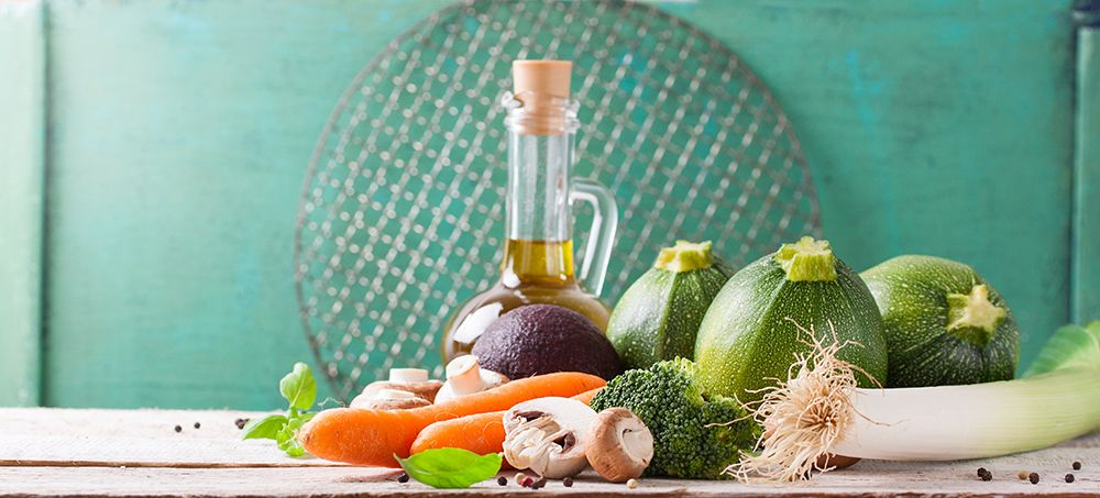 Légumes vitamine A vitamine C