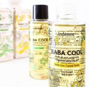 Huiles de soins Baba Cool