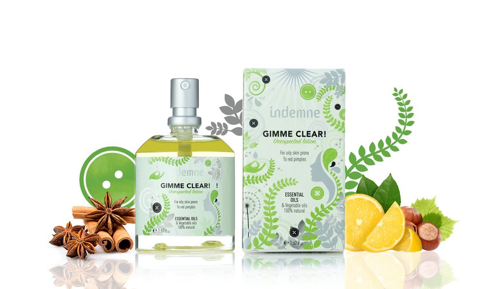 Gimme Clear ! ingredients
