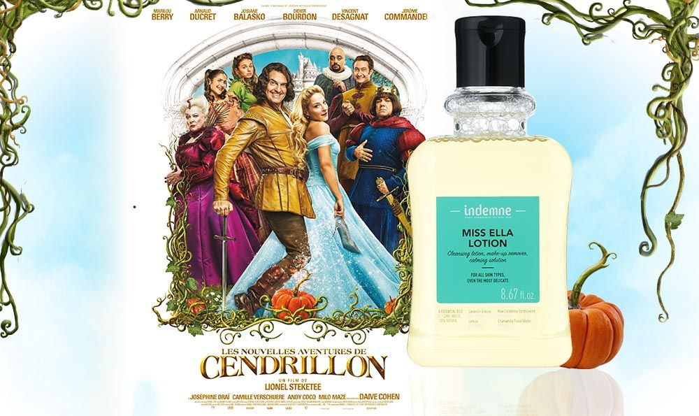 Miss Ella lotion and Cinderella Micelar Water