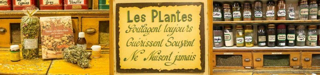 Herboristerie pharmacie Père Blaize Cosmétiques naturels Indemne