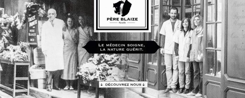 Indemne chez l'Herboristerie du Père Blaize Marseille
