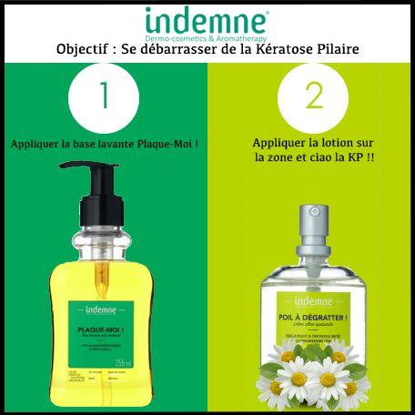 Kératose Pilaire - Protocole - Solution naturelle