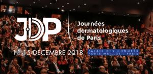 Les Journées Dermatologiques de Paris 2018