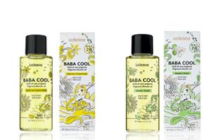 Huiles de soin parfumées Baba Cool
