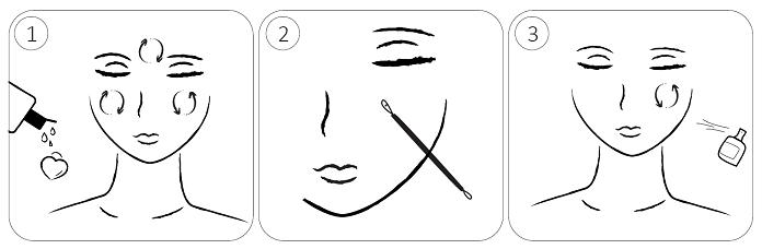 Comment utiliser le tire-comédons et la lotion anti imperfections Déboutonnez-moi!