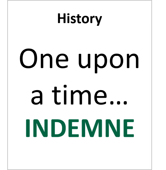 History of the french brand Indemne