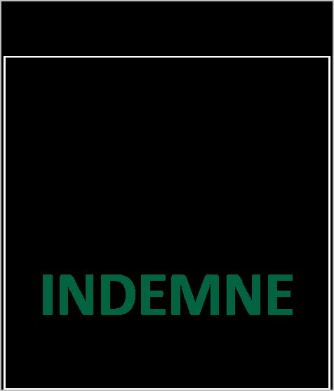 Histoire de la marque Indemne