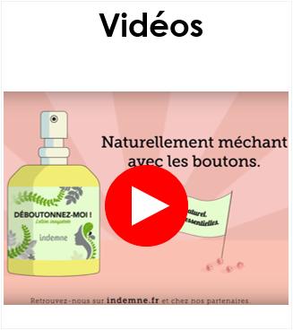 Vidéos explicatives marque Indemne